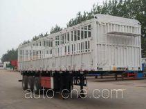 蓬莱牌PG9402CCY型仓栅式运输半挂车