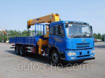 金碧牌PJQ5250JSQA型随车起重运输车