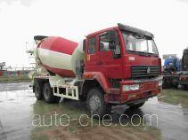 金碧牌PJQ5251GJBZZ型混凝土搅拌运输车