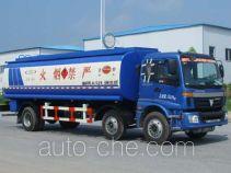Jinbi PJQ5253GHY chemical liquid tank truck