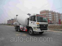 金碧牌PJQ5253GJBOM型混凝土搅拌运输车