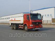 Jinbi PJQ5255GYYZZ oil tank truck