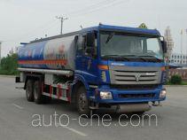 金碧牌PJQ5257GRYA型易燃液体罐式运输车