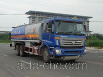Jinbi PJQ5257GRYB flammable liquid tank truck