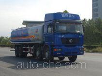 金碧牌PJQ5311GRYB型易燃液体罐式运输车