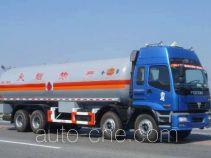 Jinbi PJQ5313GHY chemical liquid tank truck
