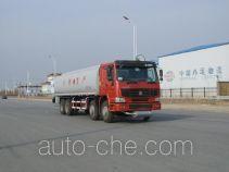 Jinbi PJQ5316GHYZZ chemical liquid tank truck
