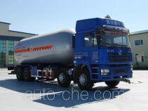 Jinbi PJQ5316GYQSX liquefied gas tank truck