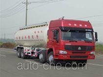 Jinbi PJQ5317GFL bulk powder tank truck