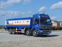Jinbi PJQ5317GHY chemical liquid tank truck