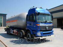 金碧牌PJQ5317GYQBJ型液化气体运输车