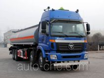金碧牌PJQ5317GYYL型铝合金运油车
