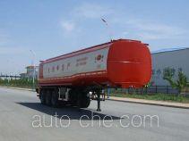 Jinbi PJQ9390GHY chemical liquid tank trailer