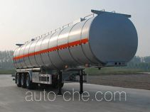 Jinbi PJQ9400GRHB lubricating oil tank trailer