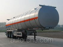 Jinbi PJQ9400GSYD edible oil transport tank trailer