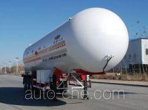 Jinbi PJQ9400GYQC liquefied gas tank trailer