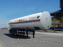 金碧牌PJQ9401GDYB型低温液体运输半挂车
