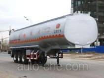Jinbi PJQ9401GRYD flammable liquid tank trailer