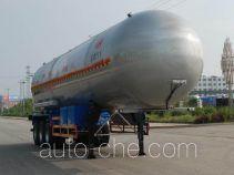 金碧牌PJQ9401GYQB型液化气体运输半挂车