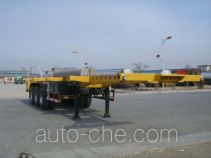 Jinbi PJQ9401TJZ container transport trailer