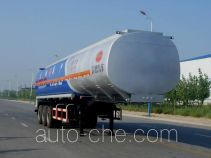 Jinbi PJQ9402GHYL chemical liquid tank trailer