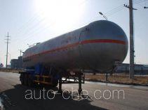 Jinbi PJQ9402GYQ liquefied gas tank trailer