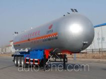Jinbi PJQ9402GYQB liquefied gas tank trailer