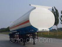 Jinbi PJQ9402GYYL aluminium oil tank trailer