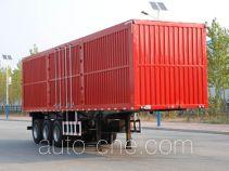 Jinbi PJQ9402XXY box body van trailer
