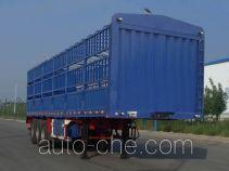 金碧牌PJQ9403CCYD型仓栅式运输半挂车