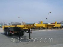 Jinbi PJQ9403TJZ container carrier vehicle