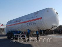 Jinbi PJQ9404GDY cryogenic liquid tank semi-trailer