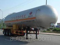 Jinbi PJQ9404GYQA liquefied gas tank trailer