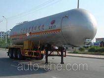Jinbi PJQ9404GYQB liquefied gas tank trailer