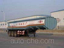 Jinbi PJQ9405GHY chemical liquid tank trailer