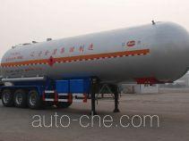 金碧牌PJQ9405GYQB型液化气体运输半挂车