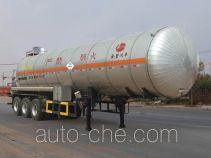Jinbi PJQ9406GYQA liquefied gas tank trailer