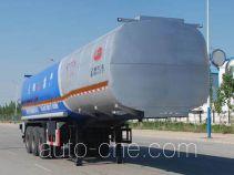 Jinbi PJQ9409GRYA flammable liquid tank trailer