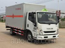 Pengxiang Sintoon PXT5070XQY explosives transport truck