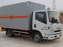 Pengxiang Sintoon PXT5070XYN fireworks and firecrackers transport truck