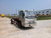Pengxiang Sintoon PXT5072ZXX detachable body garbage truck