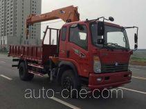 Pengxiang Sintoon PXT5120JSQCDW truck mounted loader crane
