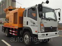 Pengxiang Sintoon PXT5121THB truck mounted concrete pump