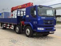 Pengxiang Sintoon PXT5251JSQLZ truck mounted loader crane
