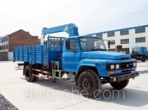 Puyuan PY5091JSQ truck mounted loader crane