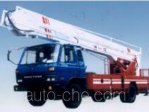 Puyuan PY5110JGK25 aerial work platform truck