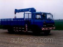 浦沅牌PY5110JSQ5型随车起重运输车