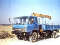 浦沅牌PY5142JSQ5S1型随车起重运输车