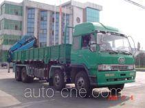 Puyuan PY5310JSQI truck mounted loader crane