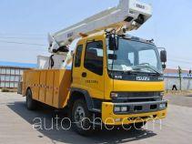 奥扬牌QAY5131JGK型高空作业车